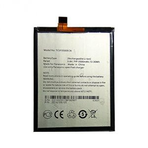 Lenovo,Jvc,Apple,Lg,Motorola,Snaptic Mobile Phones, Tablets - Panasonic Eluga ICON Li Ion Polymer Internal Replacement Battery TCSP3500ECN by Snaptic