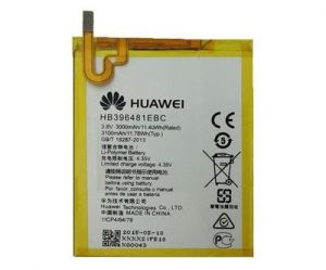 Battery for mobile - Huawei Honor 6 LTE/Honor 5X Li Ion Polymer Internal Replacement Battery HB396481EBC by Snaptic