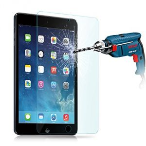 Tablet Skins, Screen Protectors - Snaptic Curved Edge Tempered Glass for Apple iPad Mini