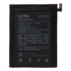 Motorola,Jvc,Snaptic Mobile Phones, Tablets - LeEco LeTV Le 1 Max X900 Li Ion Polymer Replacement Battery Lt633 by Snaptic