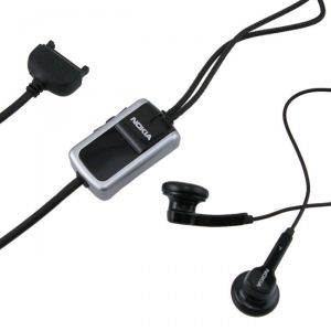 Nokia Handsfree - Nokia HS-23 Stereo Headset with Mic