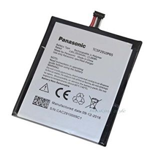 Sandisk,Snaptic,G,Htc,Manvi,Oppo,Creative Mobile Phones, Tablets - Panasonic P65 Li Ion Polymer Internal Replacement Battery TCSP2910P65 by Snaptic