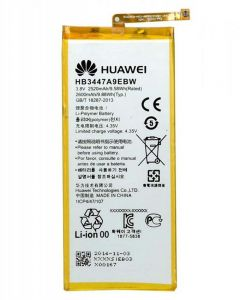 Huawei Ascend P8 Li Ion Polymer Internal Replacement Battery Hb3447a9ebw By Snaptic