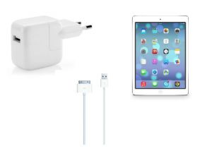 Tablet Chargers - 10w Power Charger For Apple Ipad
