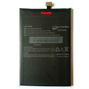 Micromax Canvas Juice 2 Aq5001 Li Ion Polymer Replacement Battery By Snaptic