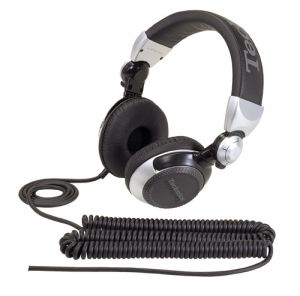 Mobile Accessories - Technics Professional DJ Headphones,RP-DJ1205-K