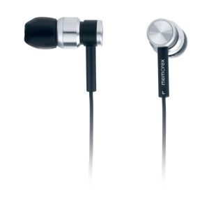 Memorex Eb300-a In-ear Earbuds Black