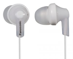 Panasonic Earphone Earphone With Mic iPod Controller,rp_hjc120e_w