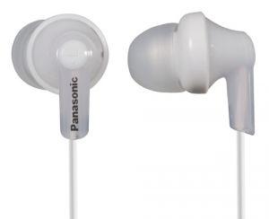 Panasonic Mobile Handsfree (Misc) - Panasonic Earphone Earphone with Mic   iPod Controller,RP_HJC120E_W