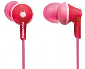 Panasonic In_ear Canal Insidephone For iPod / MP3 Player Rp_hje125e_p