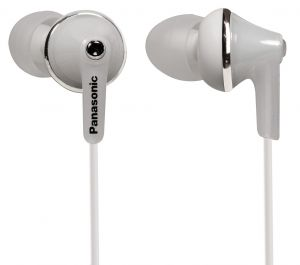 Panasonic_stereo Earphones For iPod / MP3 Player_rp_hje190e_w