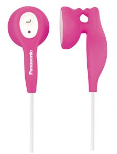 Panasonic Ear Candy Earphone For iPod / MP3 Player,rp-hv21gu-pa