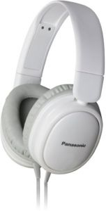 Panasonic Overear Headphone Rp-hx250me-w(white) With Acero Stand