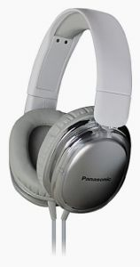 Panasonic Overear Headphone Rp-hx350me-w(white) With Acero Stand