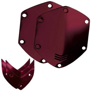 V-moda Over-ear Shield Kit Crimson Red For Crossfade M-100/lp/lp2