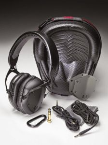 V-moda Crossfade Lp2 Vocal Limited Edition Over-ear Noise-isolating Metal Headphone , Matte Black
