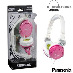 Panasonic Dj Style Headphones S For iPod / MP3 Player ,rp_djs400aez