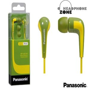 Panasonic Mobile Phones, Tablets - Panasonic Canal Type Insidephones for Ipod / MP3 player,RP_HJE140E_G