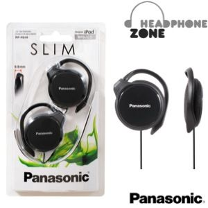Panasonic Electronics - Panasonic Clip Type  Headphones for Ipod / MP3 player , RP_HS46E_K