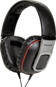 Panasonic Rp-ht460e-k Over-the-ear Headphone