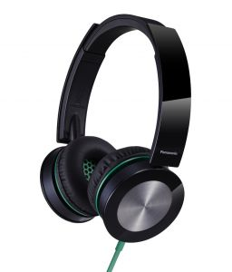 Panasonic Rp-hxs400e-k On Ear Headphones (black)