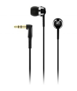 Sennheiser Cx 1.00 In The Ear Headphone - Black