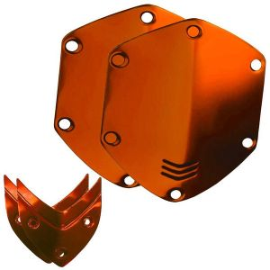 V-MODA Over-ear Shield Kit Sun Orange For Crossfade M-100/LP/LP2