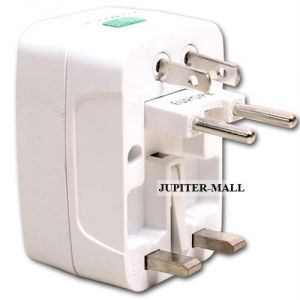 Universal All-in-one Travel Adapter Charger Plug 1