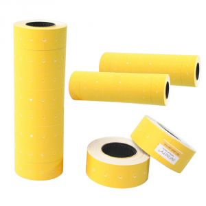 30 Rolls Price Labels Paper Tag Sticker For Mx-6600/mx550 Gun Labeler - 01