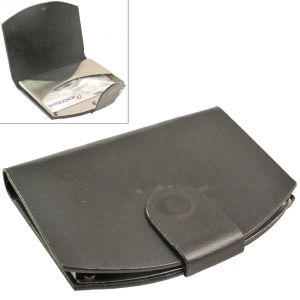Credit Business Card Holder Pouch Case Wallet - 04