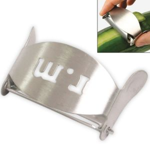 Kitchen Tools Gadgets Vegetable Fruit Peeler Parer Julienne Cutter - 04