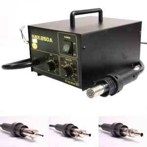 Power Tools - Lead Free Smt Smd Hot Air Soldering Station Iron Solder Welding - 05