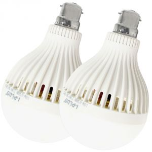 Set Of 2pcs 18w High Power LED Bulb For Pure, White, Cool, Safe Light - 09