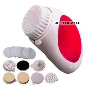 7-in-1 Deep Clean Vibrator Massager Body Face -14
