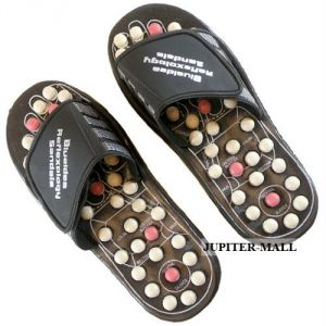 27cm Sandals Shoes Massager Slippers Acupuncture 2