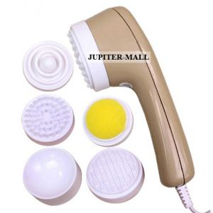 6-in-1 Heat Body Face Facial Massager 01