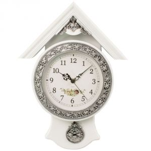 Clocks - Exclusive Fashionable Table Wall Desk Clock Watches without Alarm - 145
