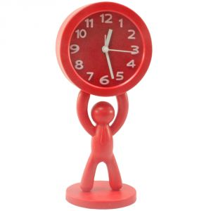 Exclusive Fashionable Table Desk Clock Watches With Alarm - 172
