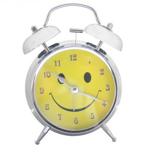 Exclusive Fashionable Table Wall Desk Clock Watches With Alarm - 218