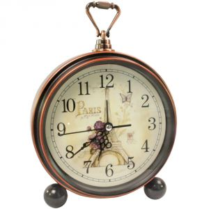 Exclusive Fashionable Table Wall Desk Clock Watches With Alarm - 223