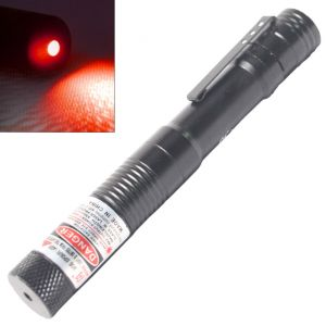 100mw Red Laser Pointer Party Pen Disco Light 5 Mile Battery - 23