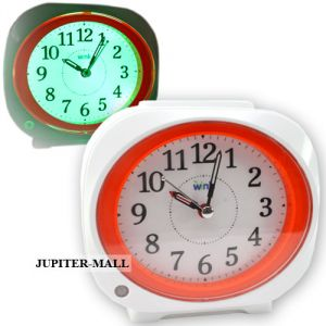 Exclusive Fashionable Table Wall Desk Clock Watches With Alarm Gift -24