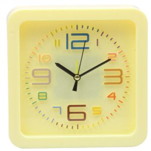 Exclusive Fashionable Table Desk Clock Watches With Alarm - 245