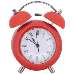 Exclusive Fashionable Table Wall Desk Clock Watches With Alarm & LED Light (code - Al Ck 255)