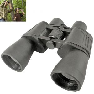 Bushnell 20x50 Powerful Prism Binocular Telescope Outdoor W Pouch - 26