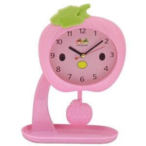 Exclusive Fashionable Fruit Swing Table Desk Clock Watches - 264
