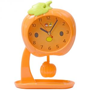 Exclusive Fashionable Fruit Swing Table Desk Clock Watches - 265