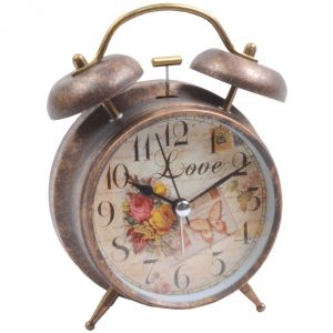 Clocks - Exclusive Fashionable Table Wall Desk Clock Watches with Alarm - 272