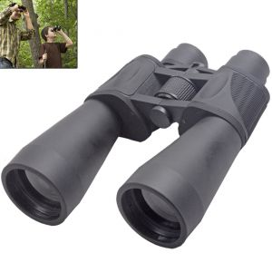 Bushnell 10x60 Powerful Prism Binocular Monocular Telescope Outdoor W Pouch - 31