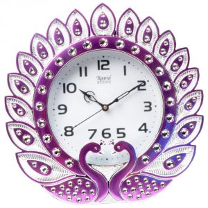 Cute Fashionable Table Wall Desk Clock Watches With Out Alarm (code - Al Ck 324)